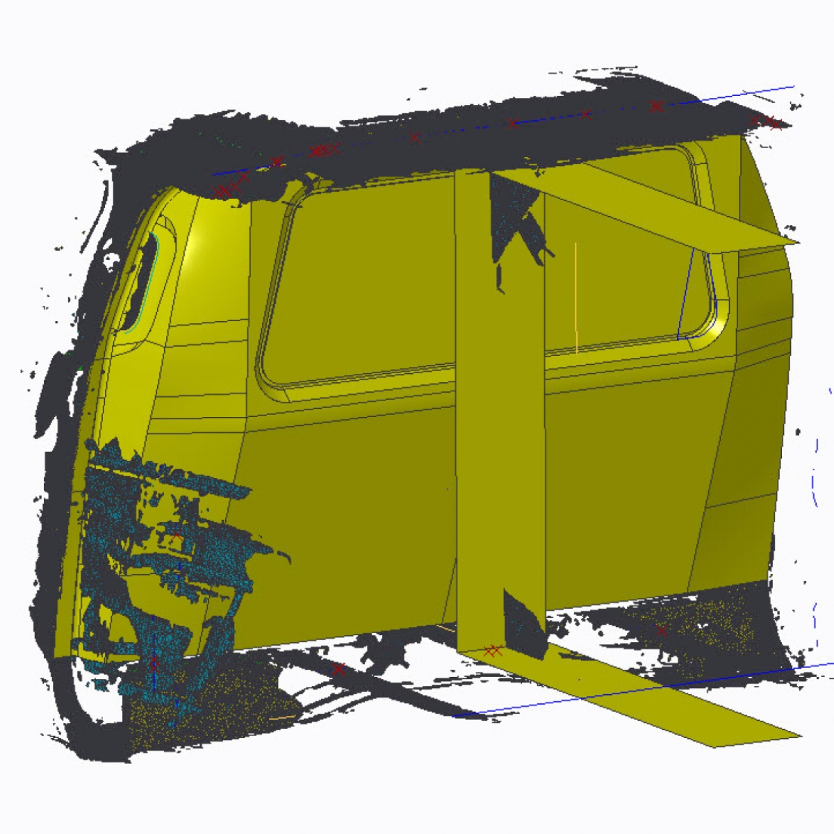 Hegge Id Product Design Profiglass Land Rover Discovery 5 Hegge Id